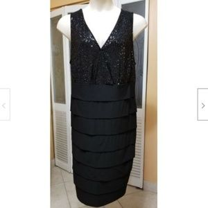B. Smart Ladies Sexy Sequined Dress